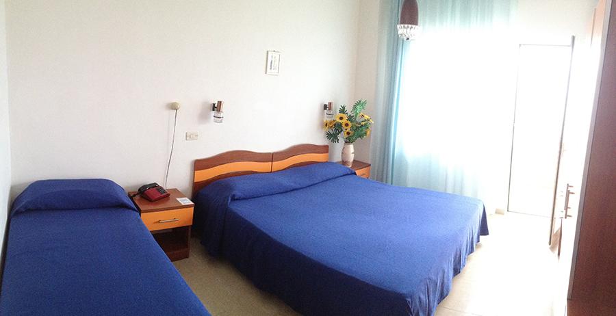 Camera Tripla Hotel Geramania