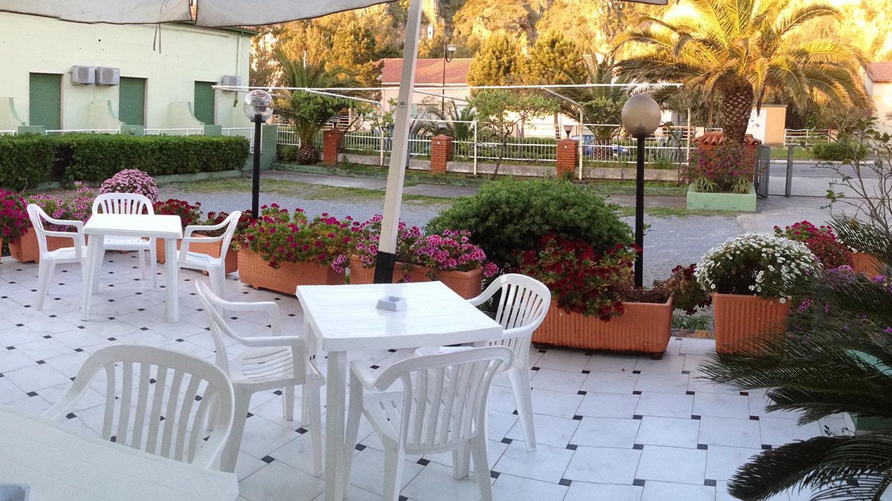 Parcheggio Hotel Germania